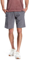 Burnside Marled Stretch Short