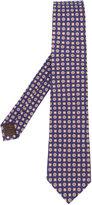 Church's printed tie