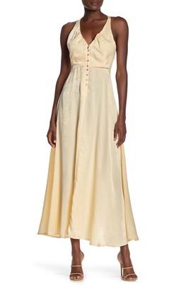 Free People Olivia Satin Dress