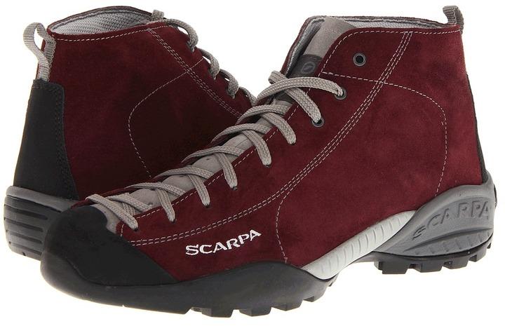 Scarpa Mojito Mid GORE-TEX (Ruby Wine) - Footwear