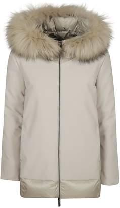 Rrd Roberto Ricci Design RRD - Roberto Ricci Design Winter Hybrid Feathered Hood Jacket