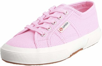 Superga Junior 2750 JCOT Classic S0003CO Trainer 915 Pink S0003C0 1 UK