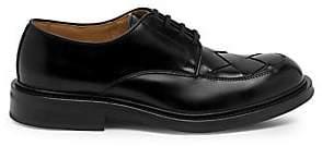 Bottega Veneta Men's Intrecciato Varenne Leather Loafers