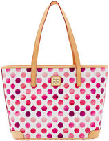 Dooney & Bourke Dots Charleston Shopper