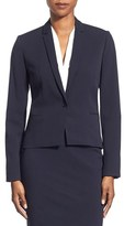 T Tahari Women's 'Carina' Suit Jacket