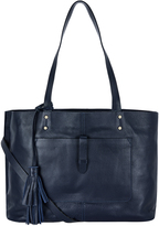 Monsoon Efie East West Leather Shopper Bag