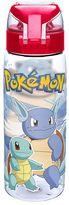 Zak Designs Pokémon 25-oz. Squirtle, Wartortle & Blastoise Water Bottle by