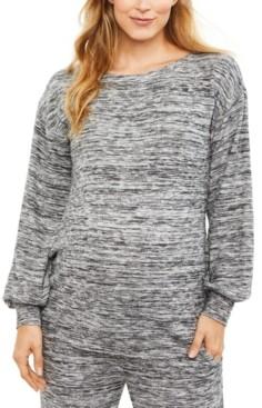 A Pea in the Pod Maternity Sweatshirt
