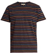 Oliver Spencer Breton-striped cotton T-shirt