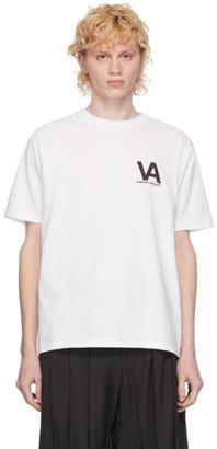 Undercover White Vampire Airlines T-Shirt