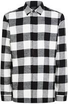 Neil Barrett Flannel Shirt