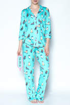 PJ Salvage Cat Pajamas