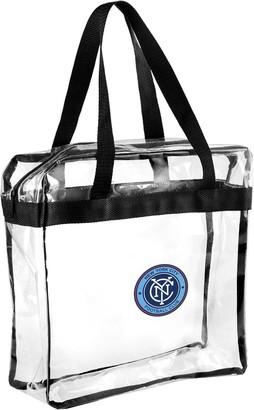 New York City FC Clear Hand Bag