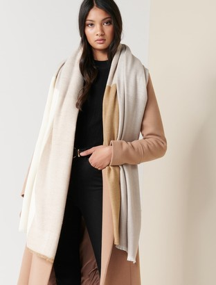 Ever New Belinda Colourblock Scarf