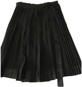 Marella Black Skirt for Women