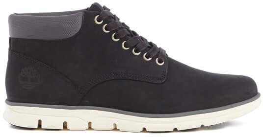 Timberland Men's Bradstreet Chukka Leather Boots - Black