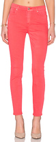 7 For All Mankind The Mid Rise Ankle Skinny