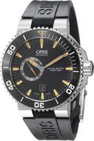 Oris Men's 74376734159RS Aquis Analog Display Swiss Automatic Watch