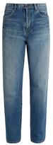 Saint Laurent Low-slung boyfriend jeans