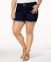 Hydraulic Trendy Plus Size Denim Shorts