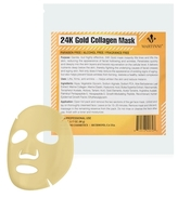24K Gold Collagen Facial Mask