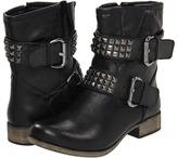 Mia Crusader (Black) - Footwear