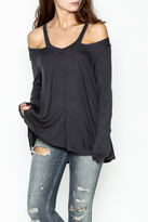 Cherish Long Sleeve Swing Top