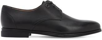 Salvatore Ferragamo Spencer Leather Lace-Up Shoes