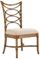 One Kings Lane Sanibel Side Chair, Ivory/Sand