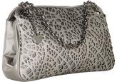 Ivanka Trump Cynthia Shoulder Frame (Silver) - Bags and Luggage