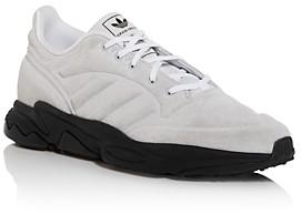 Adidas x Craig Green Men's Kontuur Ii Suede Low-Top Sneakers