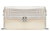 Tory Burch Trapunto Envelope Clutch