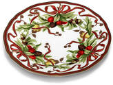 Tiffany & Co. HolidayTM bread and butter plate
