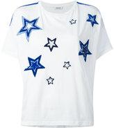 P.A.R.O.S.H. Go Star T-shit - women - Cotton/PVC - XS