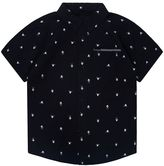 Hurley Toddler Boy Raglan Woven Shirt
