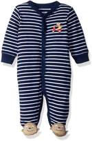 "Carter's Baby Boys' ""Monkey Scooter"" Footed Coverall"