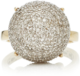 Sydney Evan Pave Ball Ring