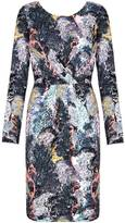 Yumi Tree Print Dress