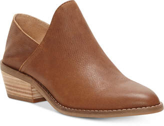Lucky Brand Women Fausst Crashback Leather Shooties Women Shoes