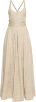 Brock Collection Daph linen-bend dress