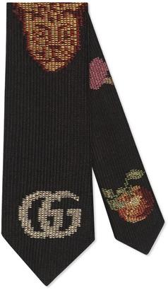 Gucci Children's symbols tie
