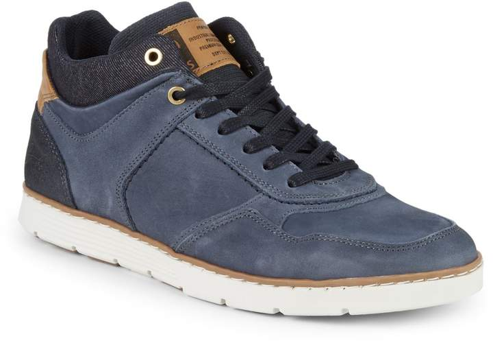 adcd855a70a Baloo Suede Low-Top Sneakers