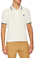 Fred Perry Twin Tipped Pique Polo