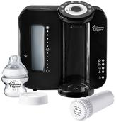 Tommee Tippee The Closer To Nature Black Perfect Prep Machine Makes A Fresh Bottle At Just The Right Serving Temperature In Under 2 Minutes.