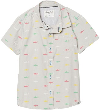Sovereign Code Pismo Short Sleeve Sailboat Shirt