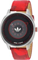 adidas Men's 'San Francisco' Quartz Stainless Steel and Nylon Casual Watch, Color: (Model: ADH3153)