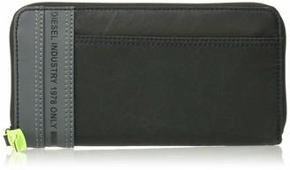 Diesel Men's 24 Zip - Zipper Wallet