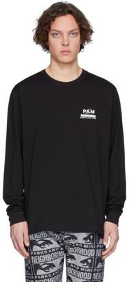 Perks And Mini Black Neighborhood Edition Long Sleeve T-Shirt