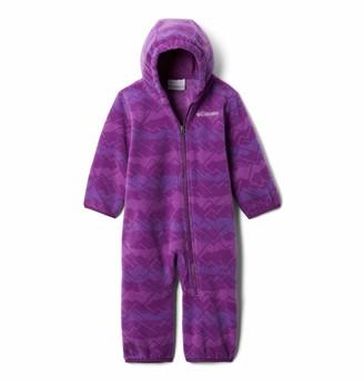 Columbia Infant Snowtop II Baby Bunting Soft Fleece Sleeper
