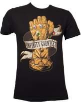 Marvel Thanos Infinity Gauntlet T-Shirt- XLarge